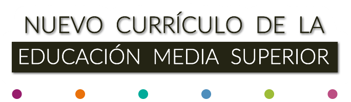 Currículo de la Educación Media Superior